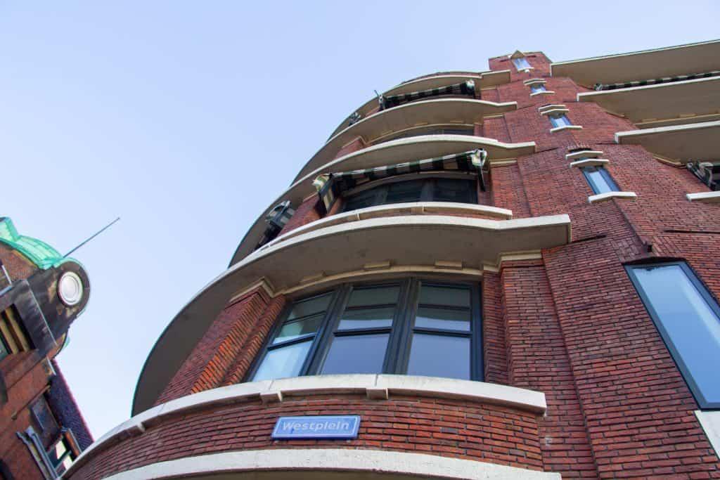 Cornhouse Rotterdam kantoor