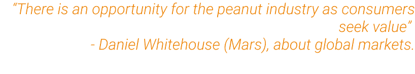 Quote about peanut demand