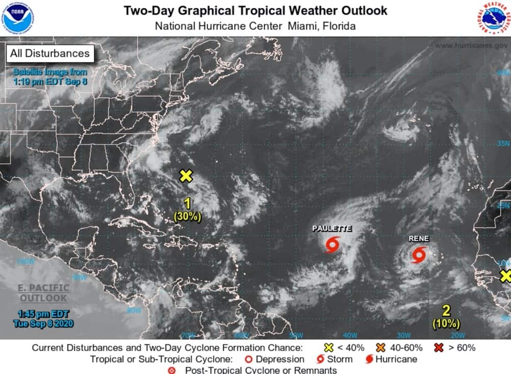 Tropical weather outlook 200908