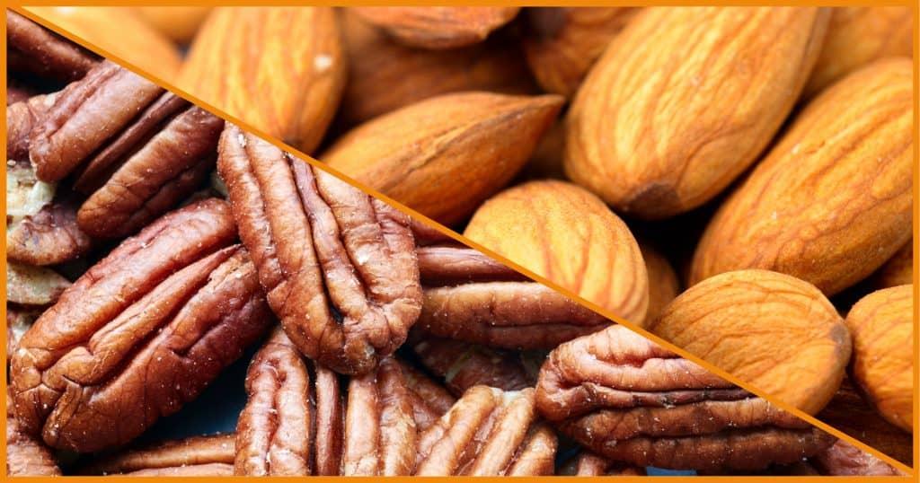 Almonds & pecans for market update
