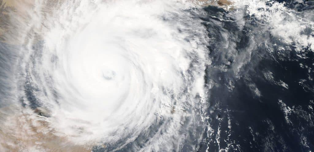 Mozambique cyclone Eloise 2021