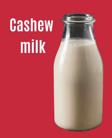 Cashew milk product